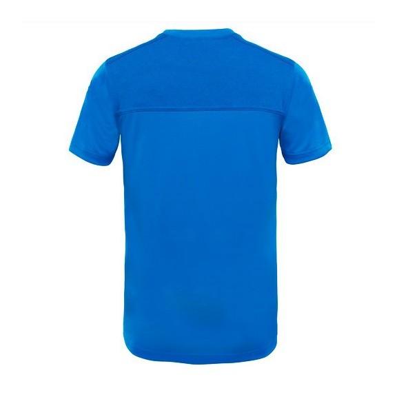 20982a3e3 Camiseta M C The North Face Reactor azul niño - Deportes Moya