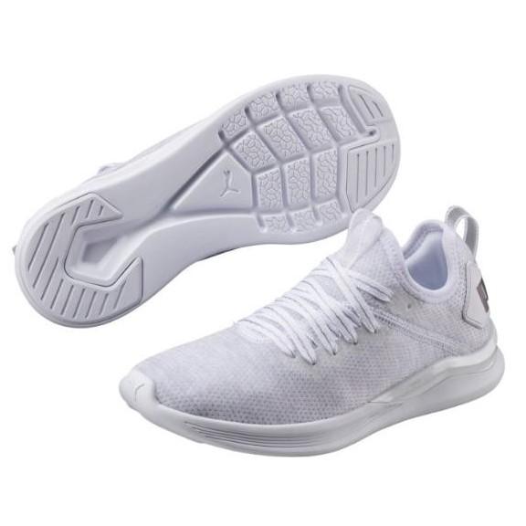 zapatillas saucony para correr mujer puma blancos