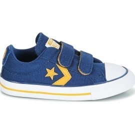 Zapatillas Converse Star Player EV 2V Ox marino/amallo bebé