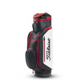 Bolsa de Golf Titleist Club14 Lightweitht Cart negra/blanca