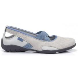 Sandalias montaña Chiruca Baleares 03 gris/azul mujer