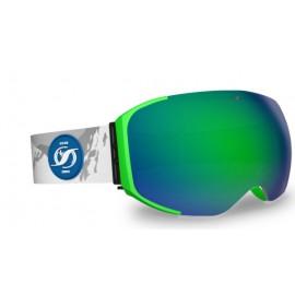 Hysteresis Freeride green  lente verde cinta montaña