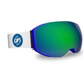 Hysteresis Freeride blue lente verde cinta blanca