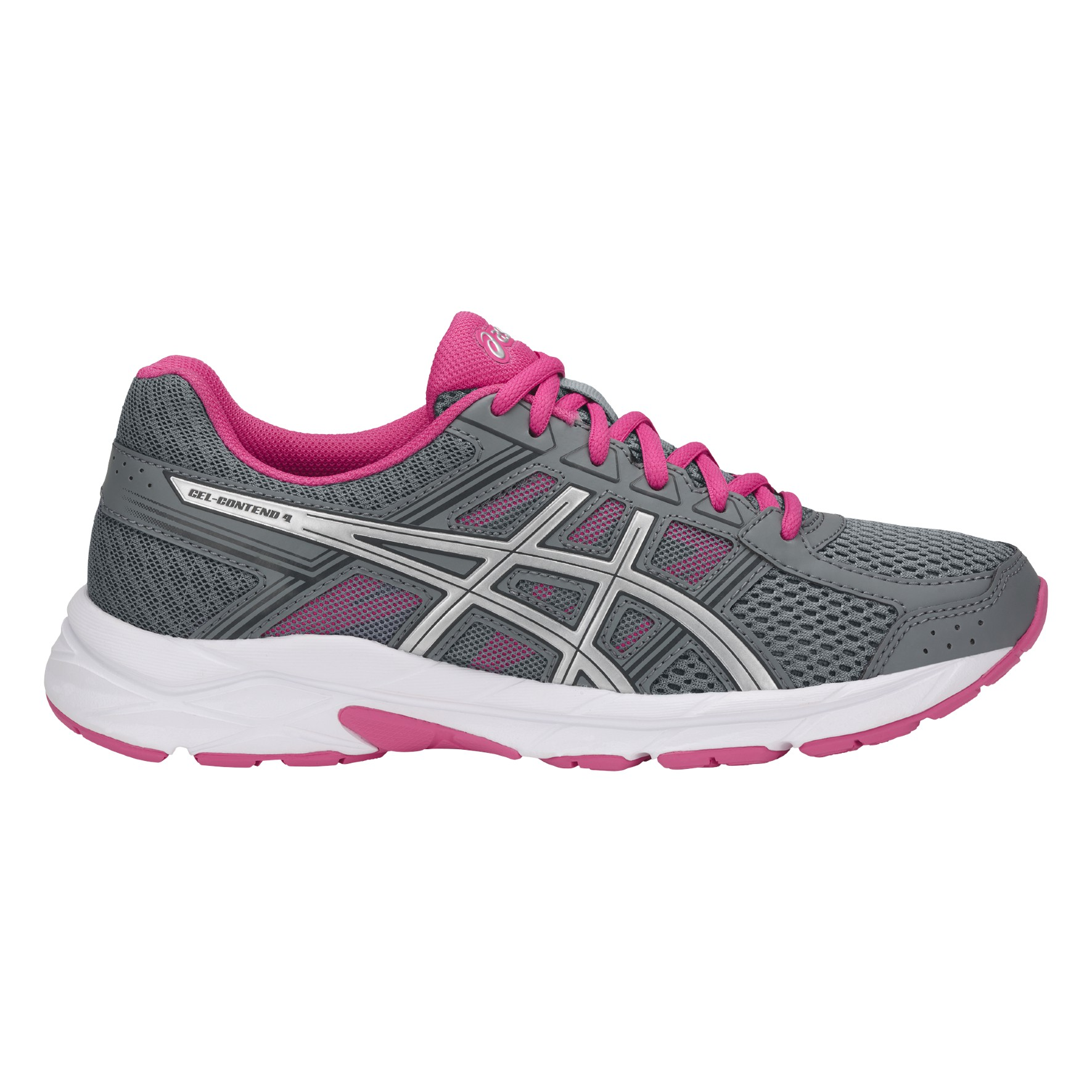 ASICS  Indoor granate