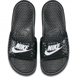 Chanclas Nike Wmns Benassi Jdi negro mujer