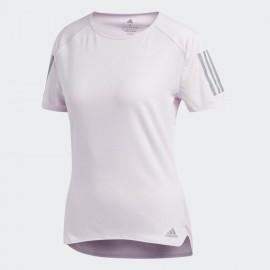 Camiseta Adidas RS SS rosa mujer