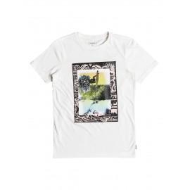 Camiseta Quiksilver BorderLine Youth