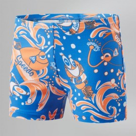Bañador Speedo Solarpop Essential Allover niño