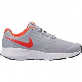 Zapatillas Nike Star Runner (GS) gris  junior