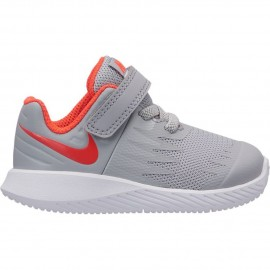 Zapatillas Nike Star Runner (TDV) gris  baby