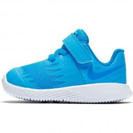 Zapatillas Nike Star Runner (TDV) azul  baby