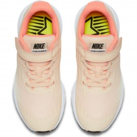 Zapatillas Nike Star Runner (PSV)  blanco niña