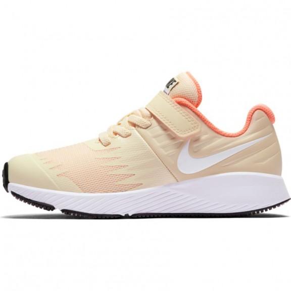 c8d22b5f2d17d Zapatillas Nike Star Runner (PSV) blanco niña - Deportes Moya