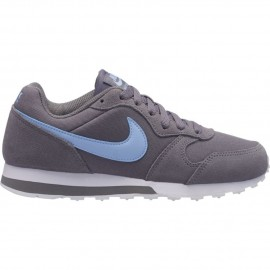 Zapatillas Nike MD Runner 2 (GS) junior gris/azul