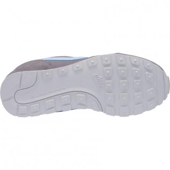 Zapatillas Nike MD Runner 2 (GS) junior gris/azul
