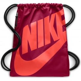 Saco Nike Heritage rojo