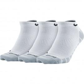 Calcetines Unisex Nike Dry Lightweight Training Sock blanco