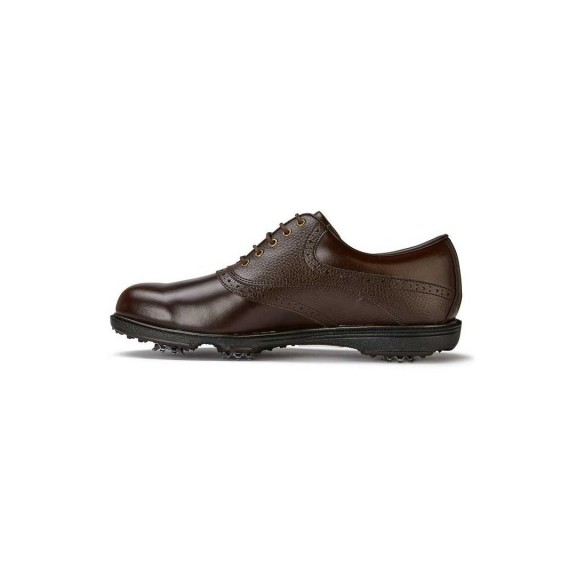 Zapato de golf Footjoy Hidrolite marrón 2018
