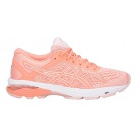 Zapatillas de running Asics GT-1000 6 rosa mujer