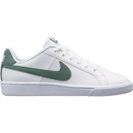 Zapatillas Nike Court Royale (GS) blanco verde junior