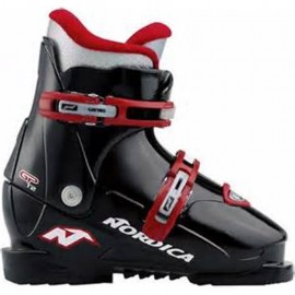 Botas esquí Nordica Gp T2 negro junior