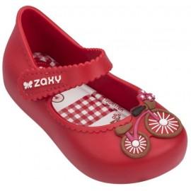 Sandalias Zaxy Tour rojo bebé