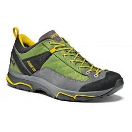 Zapatillas trekking Asolo Pipe Gv Ml GTX verde/gris mujer