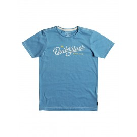 Camiseta Quiksilver Heather Wavey Glaze You