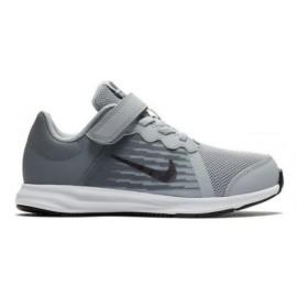 Zapatillas Nike Downshifter 8 gris blanco baby
