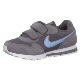 Zapatillas Nike MD Runner 2 (PSV) gris/azul junior