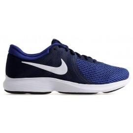 Zapatillas Nike Revolution 4 EU marino/blanco hombre