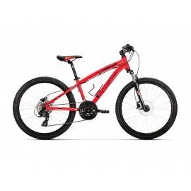 "Bicicleta Conor Wrc Pro Disc 24"" Rojo"
