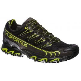 Zapatillas trail La Sportiva Ultra Raptor negra/verde hombre
