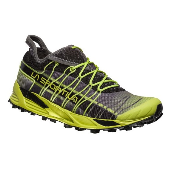 c5348696ec Zapatillas Trail Running La Sportiva Mutant Verde Hombre - Deportes Moya