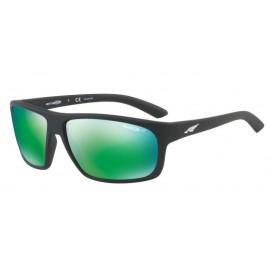 Gafas Arnette Burnout  An4225 01/1i matte black polar green