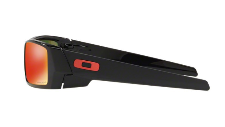 1d0e173c56 Gafas Oakley Gascan Oo9014-44 Polished Black Prizm Ruby - Deportes Moya