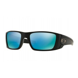 Gafas Oakley Fuel Cell oo9096-d8 matte black prizm deep blue