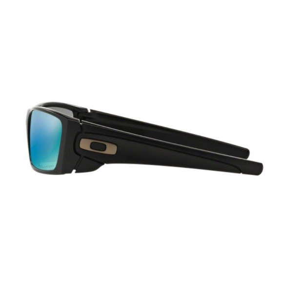 56cb7ae2de Gafas Oakley Fuel Cell Oo9096-D8 Matte Black Prizm Deep Blue ...