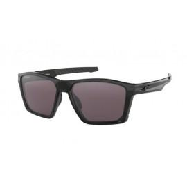 Gafas Oakley Targetline negro brillo lentes prizm grey