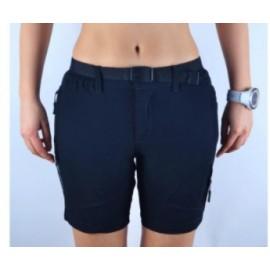 Pantalon corto Breezy Perdit Negro Mujer
