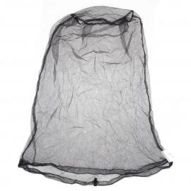 Cubrecabeza antimosquitos Elementerre Makalu negro