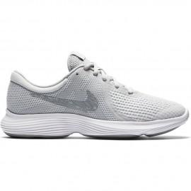 Zapatillas Nike Revolution 4  Gs gris junior