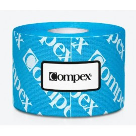 Cinta kinesiology Compex Compextape azul