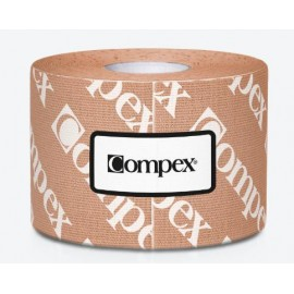 Cinta kinesiology Compex Compextape beige