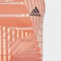 Camiseta adidas Yg Train naranja niña