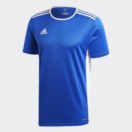 Camiseta adidas Entrada 18 Jsy azul niño