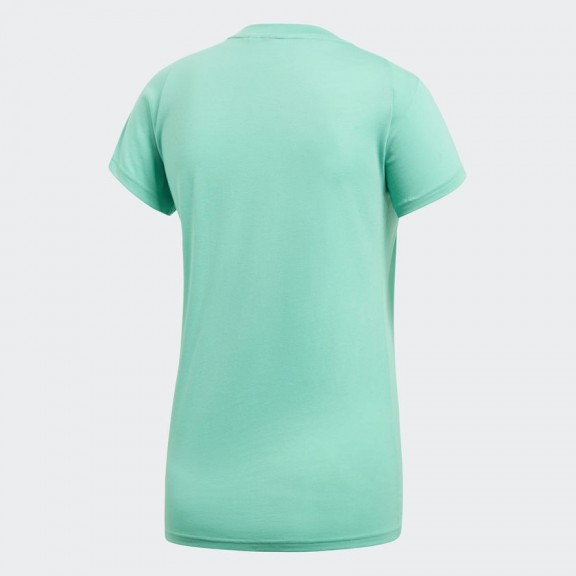 Bandas Verde 3 Adidas Camiseta Essentials Deportes Moya Mujer tqw1nS 2712d6ae45b