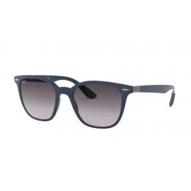 Gafas Ray-Ban Rb4297 63318g 51 matte dark blue grey gradient