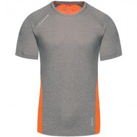 Camiseta Dare2b Unified II running gris hombre