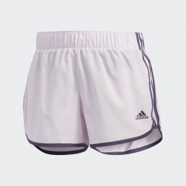 Pantalón corto adidas M10 Icon rosa mujer